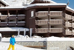 LE VAL THORENS HOTEL