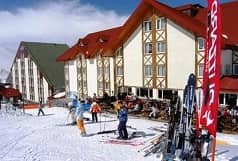 DEDEMAN PALANDOKEN SKI RESORT