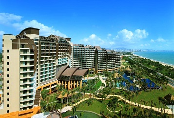 PULLMAN OCEAN VIEW SANYA BAY RESORT & SPA