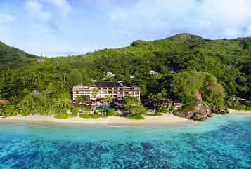 DOUBLE TREE BY HILTON SEYCHELLES ALLAMANDA RESORT & SPA